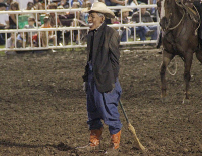 Obama Masked Missouri Rodeo Clown Banned From Sport For Life