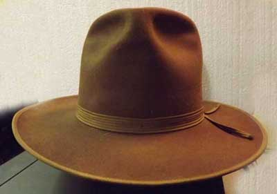4178df519 My Collection of Antique Stetson Western Hats-Publius Forum