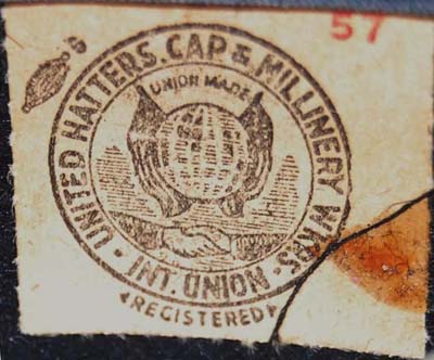 Union made label dating