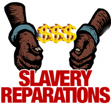 an argument that slavery reparations are wrong The debate over slavery reparations ignores africans' role in selling human beings it was an argument against repatriation schemes for the freed slaves.
